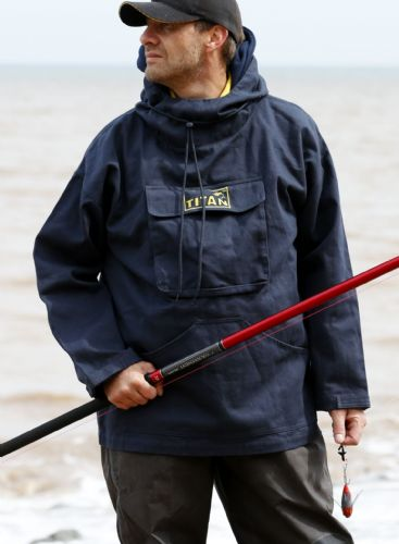 BRAND NEW TITAN ™ Original Cotton Fishing Hoodie Smock  Club & Team Offer 20% OFF